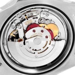 Rolex Explorer II 42 White Dial Orange Hand Steel Mens Watch 216570 Box Card