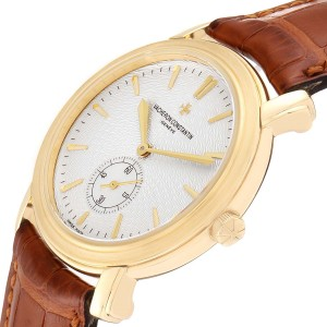 Vacheron Constantin Malte Grande Classique Yellow Gold Mens Watch 81000