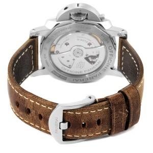 Panerai Luminor GMT 42mm 3 Days Power Reserve Watch PAM01537