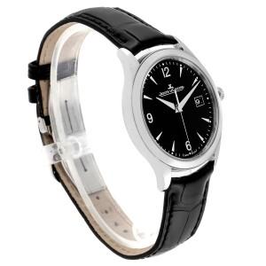 Jaeger Lecoultre Master Control Black Dial Mens Watch 176.8.40.S Q1548470