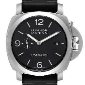 Panerai Luminor 1950 Marina Mens 44mm Watch PAM00312 Box Papers