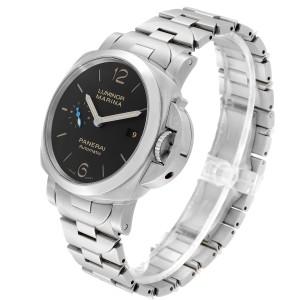 Panerai Luminor Marina 1950 3 Days 42mm Steel Watch PAM00722 Box Papers