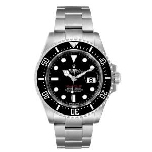 Rolex Seadweller 43mm 50th Anniversary Steel Mens Watch 126600 Box Card Unworn