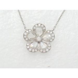 Tiffany & Co. Flower Pendant Necklace
