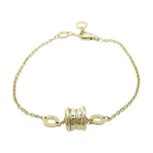 Bulgari Yellow Gold Element Bracelet