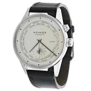 Nomos Zurich World Timer Automatic Mens Watch