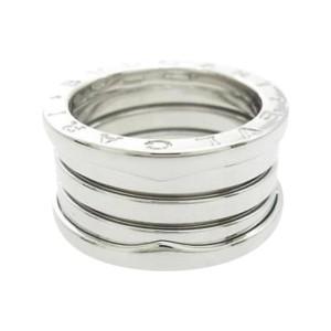 Bulgari B zero1 18K White Gold Band Ring
