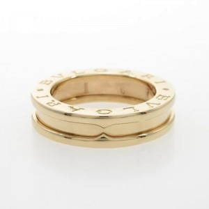 Bulgari B zero1 18K Pink Gold Band Ring
