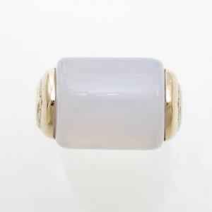 Bulgari 750 Pink Gold Muza Ring