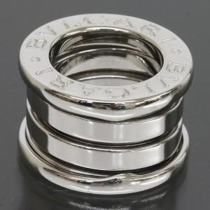 Bulgari B Zero One 18K White Gold Charm Pendant