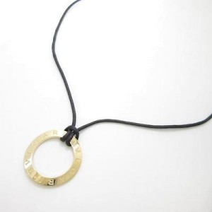 Bulgari 750 Yellow Gold Necklace