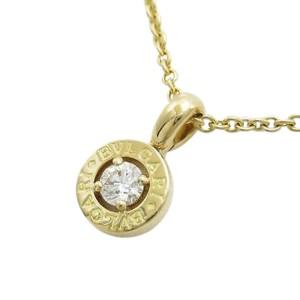Bulgari 750 Yellow Gold Bulgari Necklace