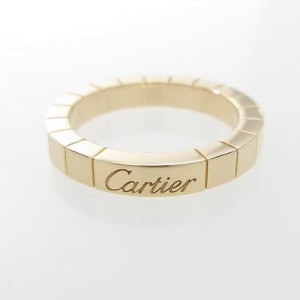 Cartier Rose Gold Ranieru Ring Size 4.75