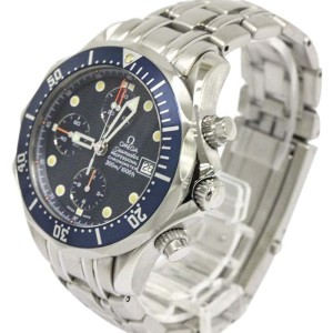 Omega Seamaster Professional 300M Chronograph Stainless Steel 42mm Watch