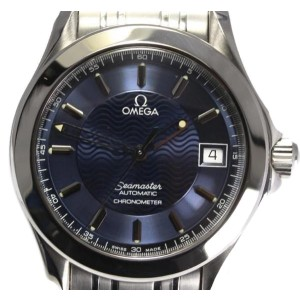 Omega Seamaster 2501.89 Stainless Steel Automatic 36.5mm Mens Watch