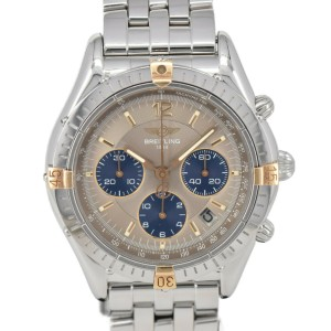 BREITLING cockpit B30012 Chronograph gold Dial Automatic Men's Watch