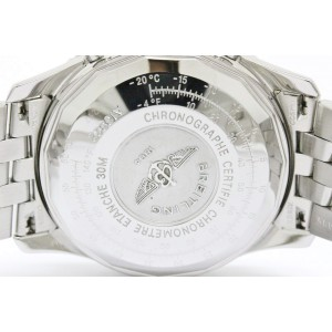 Breitling Old Navitimer Stainless Steel 42mm Watch