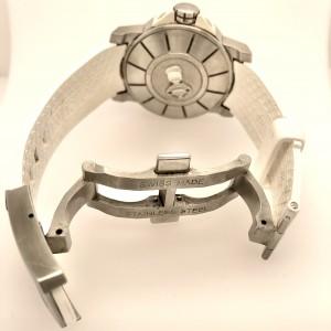 CORUM ADMIRAL'S CUP Quartz 40mm Steel FACTORY Diamonds Watch