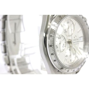 Omega Speedmaster 3513.30 Stainless Steel White Dial Automatic 39 mm Mens Watch