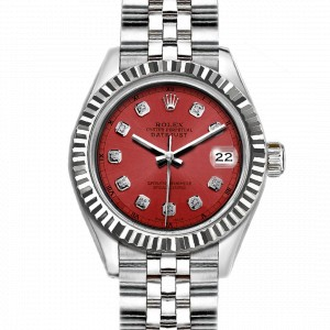 Rolex Datejust Stainless Steel with Salmon Dial 36mm Watch