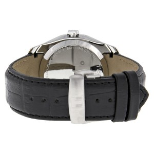 Tissot Couturier Stainless Steel & Leather 39mm Watch