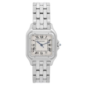 Cartier Panther W25054P5 Mens Watch