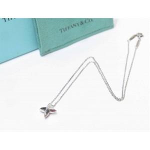 TIFFANY & Co. silver Cross Necklace