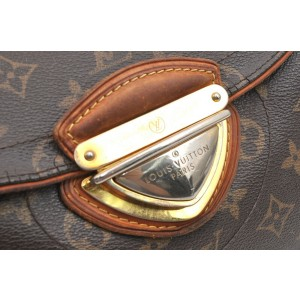 Louis Vuitton Monogram Beverly MM Hand Bag M40121