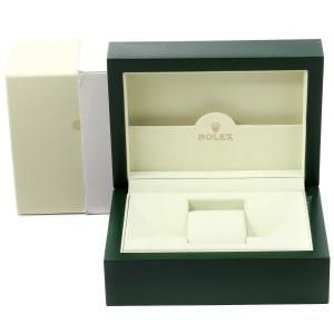 Rolex Datejust Turnograph Steel Yellow Gold Oyster Bracelet Watch 116263
