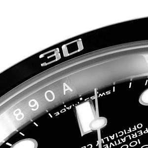 Rolex Submariner Ceramic Bezel Steel Mens Watch 116610 Box Card