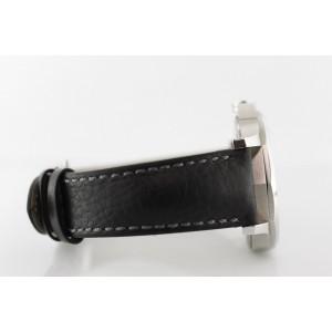 Corum Admirals Cup Legend Stainless Steel Leather Strap Watch