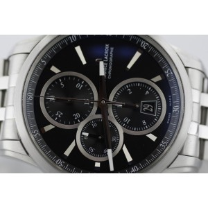 Maurice Lacroix Pontos Chronograph Stainless Steel Bracelet Watch
