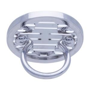Louis Vuitton 18K White Gold Ring Size 5.5