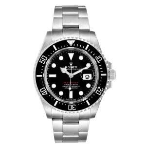 Rolex Seadweller 43mm 50th Anniversary Steel Mens Watch 126600 Unworn
