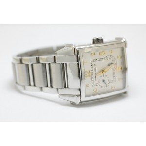Girard Perregaux Stainless Steel Automatic Vintage 32mm Mens Watch 1945