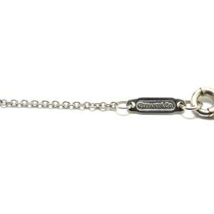 Tiffany & Co. Round Brilliant Diamond Heart Platinum Pendant Necklace