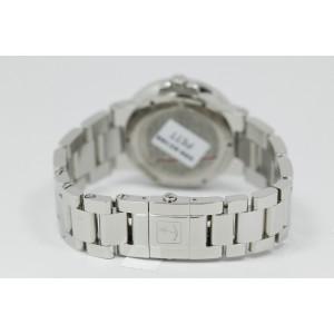 Ulysse Nardin Marine Chronometer Black Dial Numerals 263-66 Mens Watch 41mm