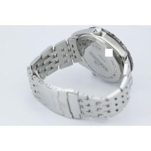 Breitling Chronomatic A41360 Chronograph Black Dial Mens Watch