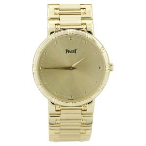 Piaget 84023NK81 Dancer 18K Yellow Gold Womens Watch