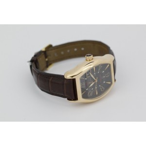Ulysse Nardin Michelangelo 236-68 18K Rose Gold 36mm Mens Watch