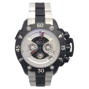 Zenith Defy Xtreme 96.0525.4000/21.M525 Titanium with Silver Dial 46.5mm Mens Watch