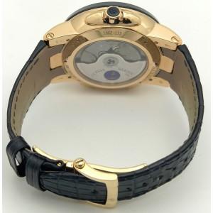 Ulysse Nardin Moonstruck 1062-113 18K Rose Gold and Ceramic 46mm Mens Watch
