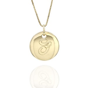 5b3465a0a 18K Yellow Gold Notes Alphabet Charm Pendant Letter G | Tiffany & Co. | Buy  at TrueFacet