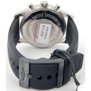 Breitling Transocean Chronograph Unitime AB0510U0/A732 46mm Mens Watch