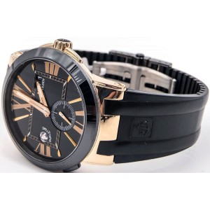 Ulysse Nardin Executive 246-00 43mm Mens Watch