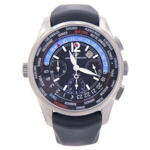 Girard Perregaux FTC Wolrd Time 49805 43mm Mens Watch
