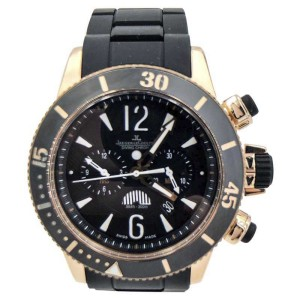 Jaeger Lecoultre Master Compressor Chrono GMT Q1852670 46mm Mens Watch