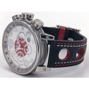 BRM Racing Japan Relief Limited Edition V12-44 44mm Mens Watch