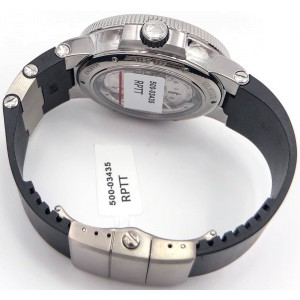 Ulysse Nardin Marine Chronometer 1183-122-42 45mm Mens Watch