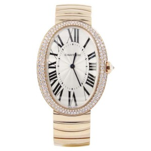 Cartier Baignoire WB520003 Womens Watch